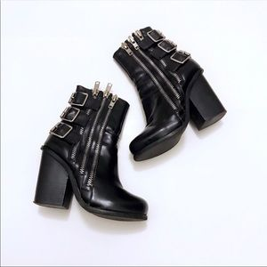 Jeffrey Campbell sz 7.5 boots